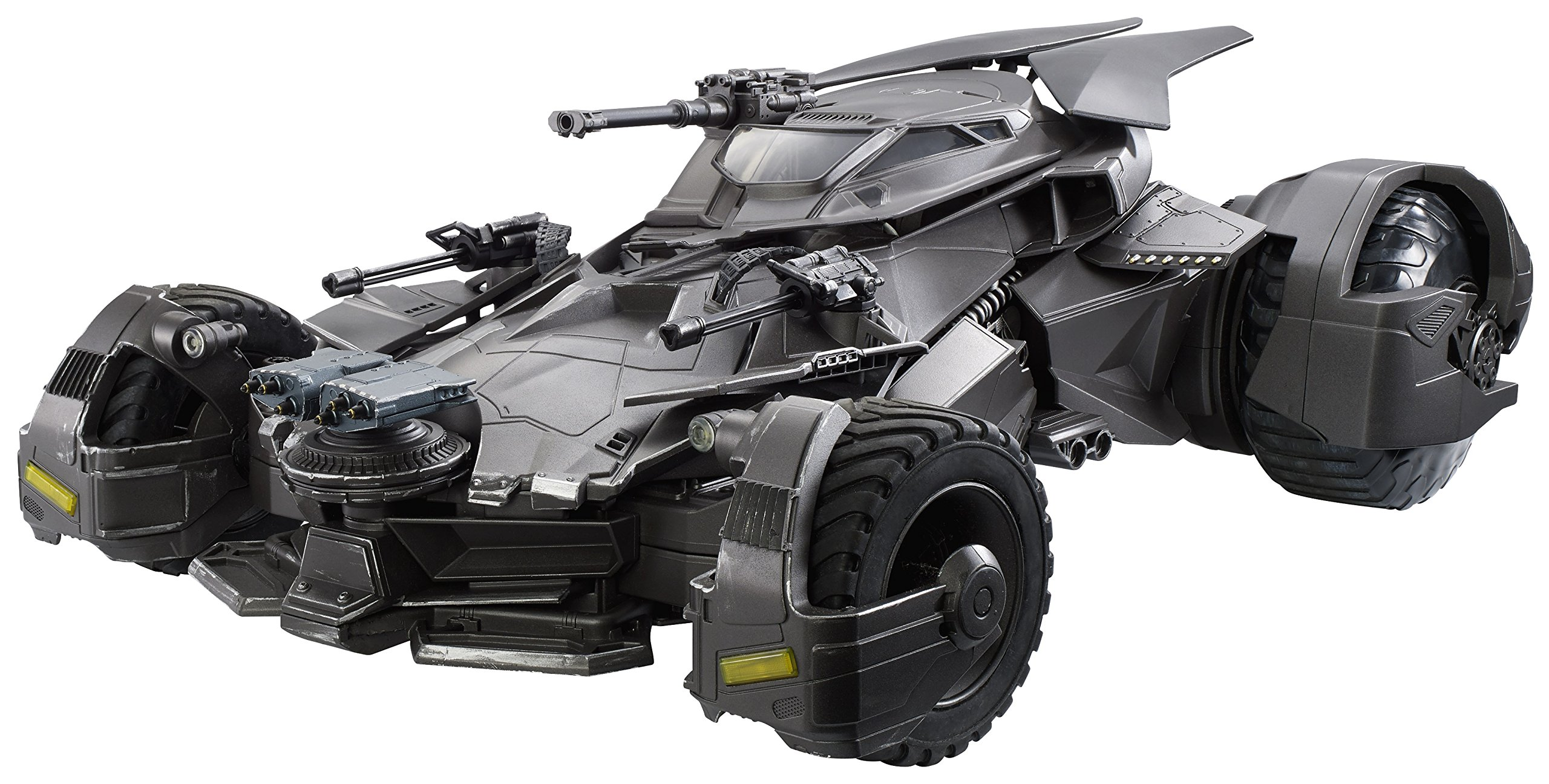 DC Comics Multiverse Justice League Batmobile Vehicle, 6''