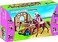 Playmobil - 5518 - Cheval Shagya Arabe et son paddock