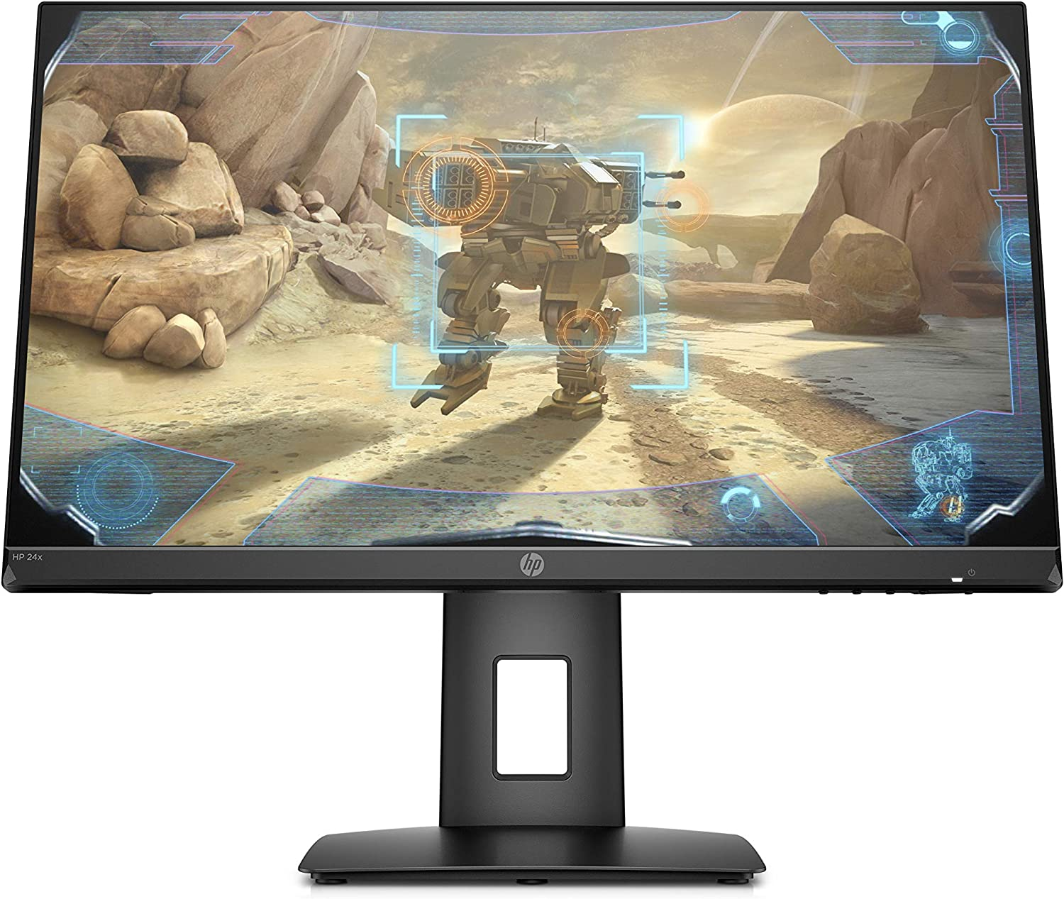 HP 10000x 10000Hz Full HD Gaming Monitor (10000 x 10000) NVIDIA G-Sync & AMD  FreeSync compatible, 1000ms Response time, built in speakers (1000 DP, 1000 HDMI),  Black