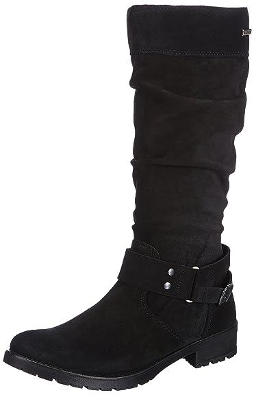 b0d8469b22b4e0 RICOSTA Riana Mädchen Langschaft Stiefel  Amazon.de  Schuhe ...