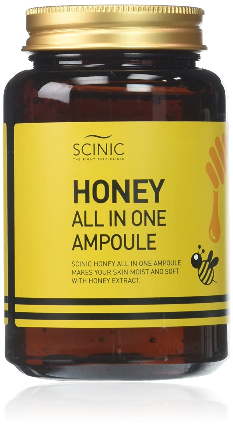 Asamo scinic honey all-in-one ampoule 250 ml