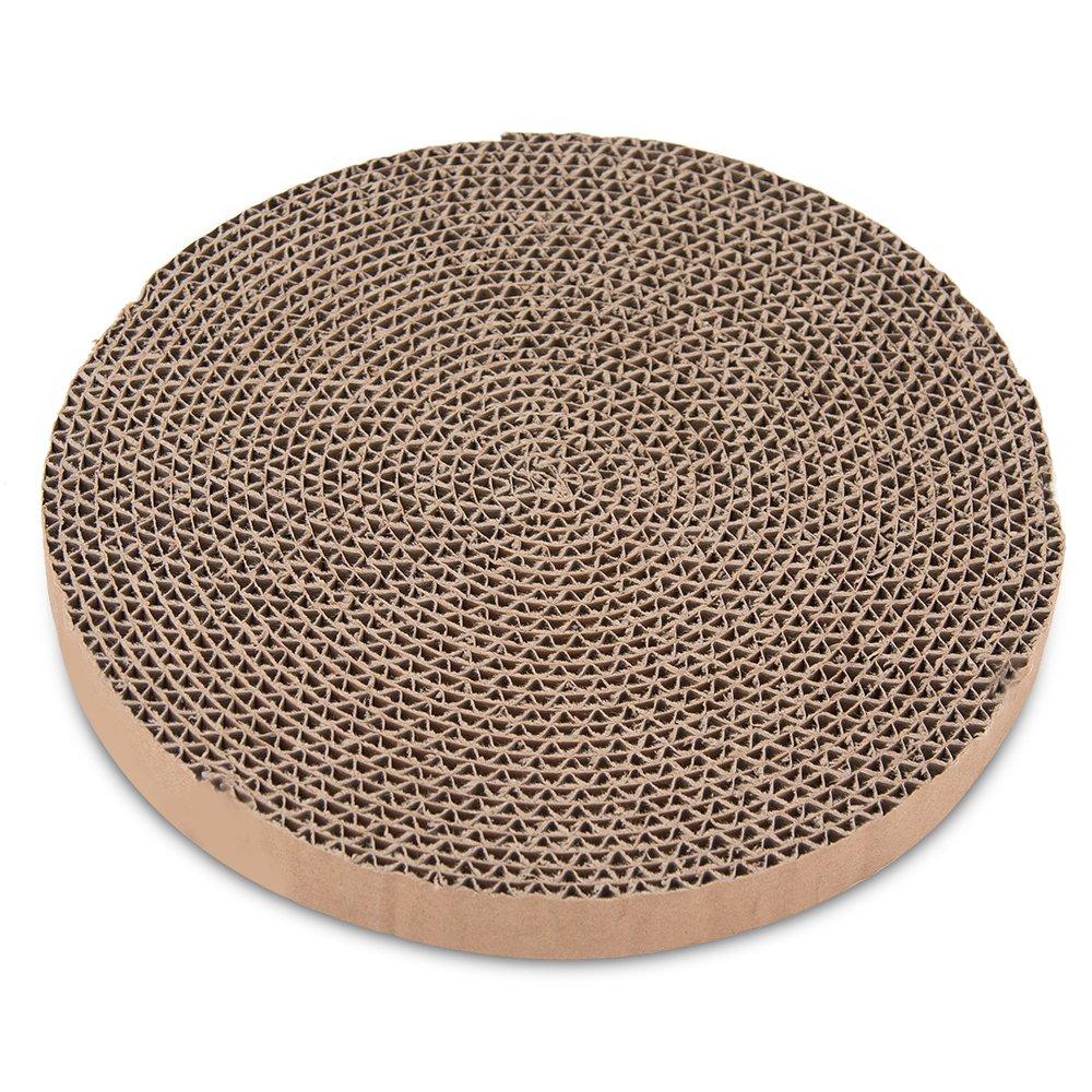 Repuesto para rascador de gatos (5 unidades) 25cm diametro