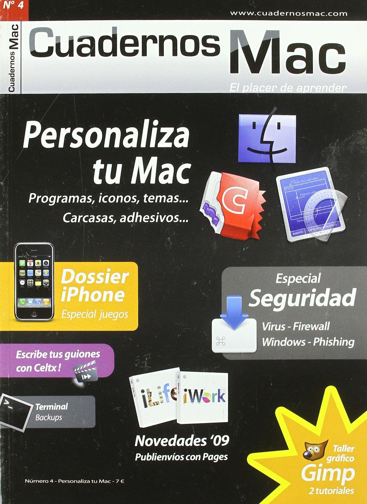 Cuadernos Mac n.º 4: personaliza tu Mac PC Cuadernos: Amazon.es: Mikkel, Frank: Libros