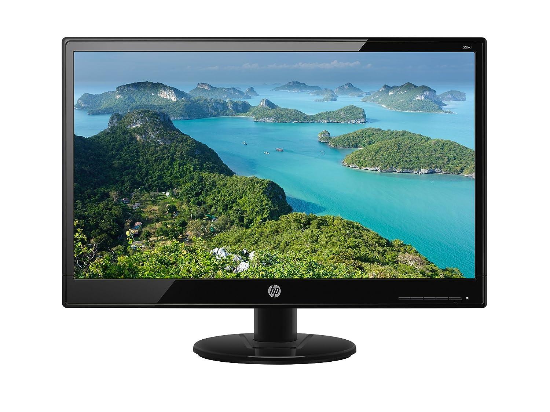 "HP 22kd 21.5"" - Monitor DE 22'' (1920 x 1080 Pixeles, LED, Full HD, 1920 x 1080 (HD 1080), 600:1), Color Negro 22kd T3U87AA"