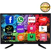 ADSUN 80 cm (32 inches) HD Ready IPS HDR SMART LED TV