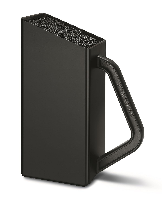 ビクトリノックス ナイフスタンド ラージ カトラリー ブロック SC ブラック 7.7033.03 B00WEHFMUU  ブラック
