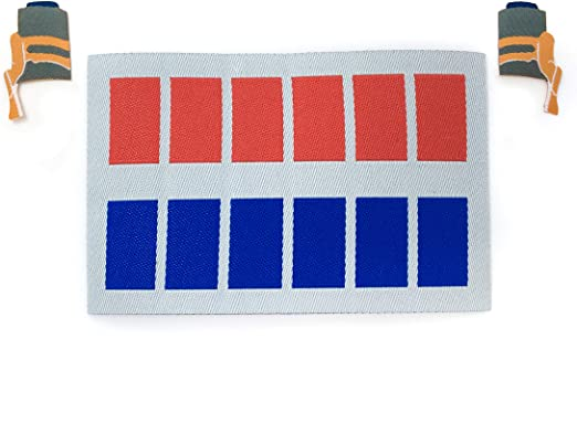 Navy Captain Sci-Fi Military Costume Resistance Rank Shirt Patch
