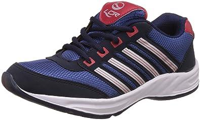4822a1aa76 Lancer Men's Navyblue-Red Running Shoes - 6 UK/India (40 EU) (HYDRA ...