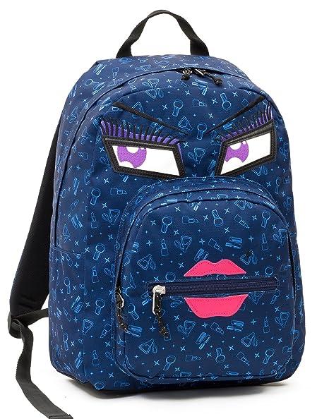 Mochila - INVICTA - Ollie Face Yap - azul 25Lt