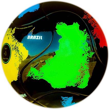 Bend-It Brazil Soccer Ball Brazil-It