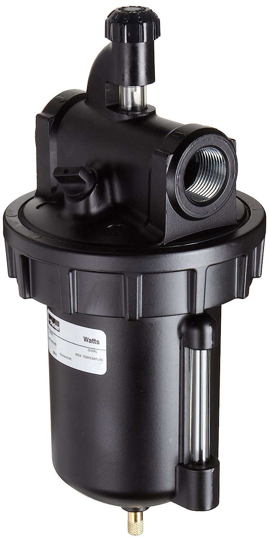 Zinc Bowl with Sight Gauge 325 scfm Manual Drain 3//4 NPT 3//4 NPT Parker L606-06W//M8 Lubricator