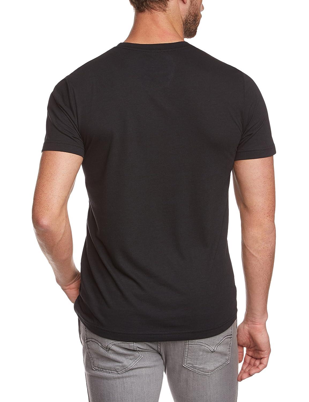 Nike T-Shirt Footballer - Prenda, color negro, talla S