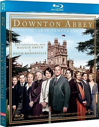 Downton Abbey - Temporada 4 Blu-ray Spanien Import mit deutschen ...