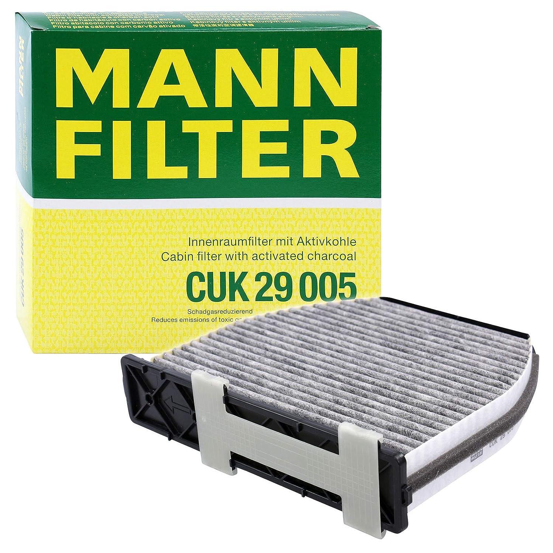 MANN-FILTER CUK29005 CUK 29 005 Innenraumfilter