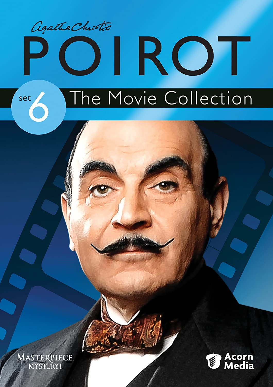 Amazon.com: Agatha Christie's Poirot: The Movie Collection, Set 6 ...