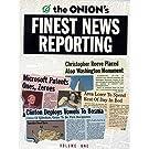 The Onion's Finest News Reporting - Vol. I: Vol 1