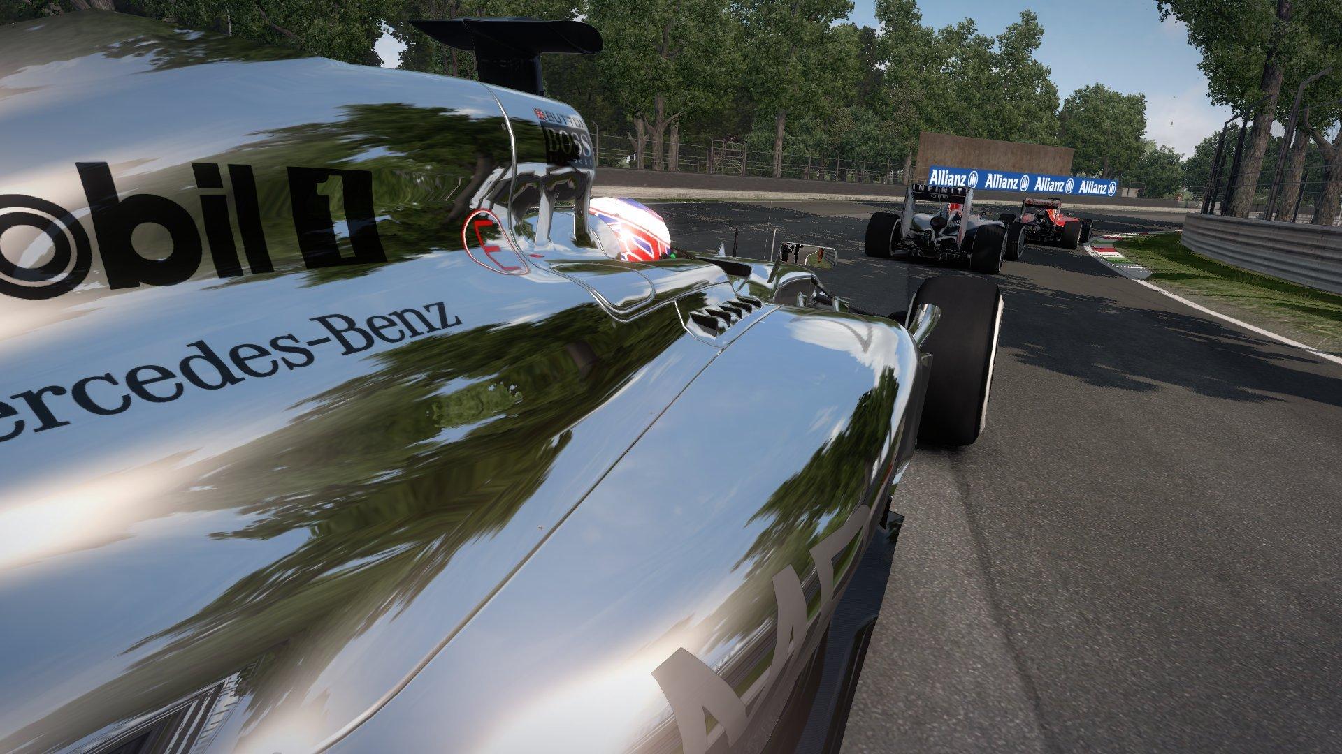 F1 2014 (Formula 1) - PlayStation 3 by Bandai (Image #26)