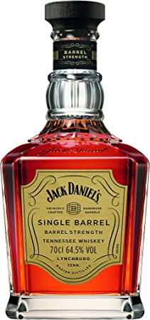 Jack Daniels - Single Barrel Cask Strength - Whisky