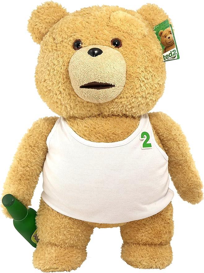 18/'/' Ted Movie Teddy Bear With Shirt Plush Stuffed Animal Toy Doll Birthday 2019