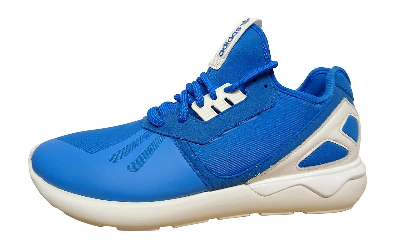adidas Originals Tubular Runner Weave Hombres formadores Red S74812 44 2/3 EU|blue bird white white AF5808