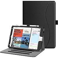 Fintie - Funda para iPad Mini 5ª generación 2019 y iPad Mini 4 (protección en Las Esquinas), Negro