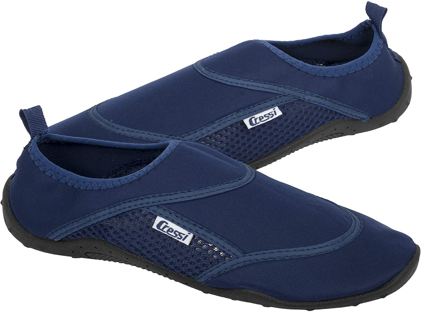 Cressi Coral Shoes Zapatilla para Deportes Acuáticos, Adultos Unisex, Azul Navy, 46: Amazon.es: Deportes y aire libre