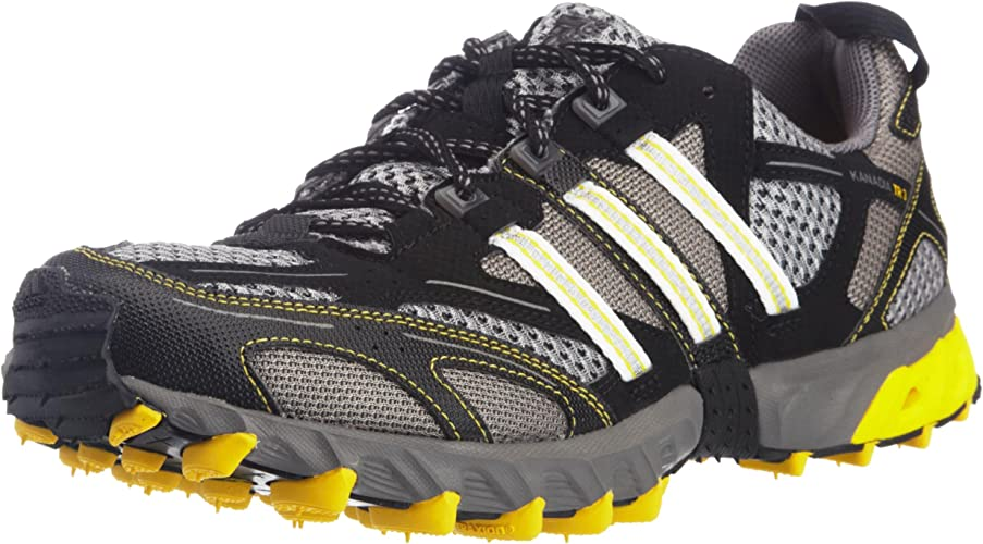Pegajoso su Engreído  adidas Kanadia TR3 Trail Running Shoes, Size UK12 Grey: Amazon.co.uk: Shoes  & Bags