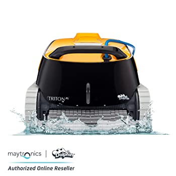 Dolphin Triton PS Pool Vacuum Cleaner