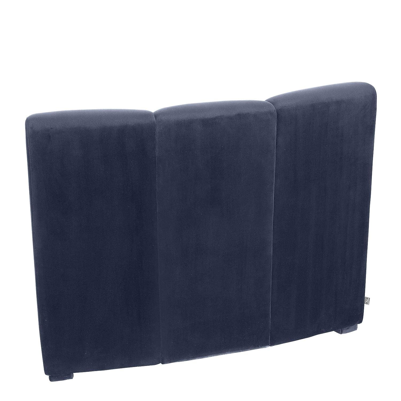 Amazon.com: Curved Modular Sofa | EICHHOLTZ Lando | Navy ...