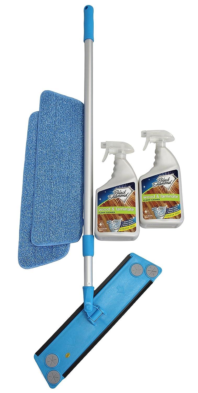Amazon.com: Black Diamond Wood & Laminate Floor Cleaner: For ...