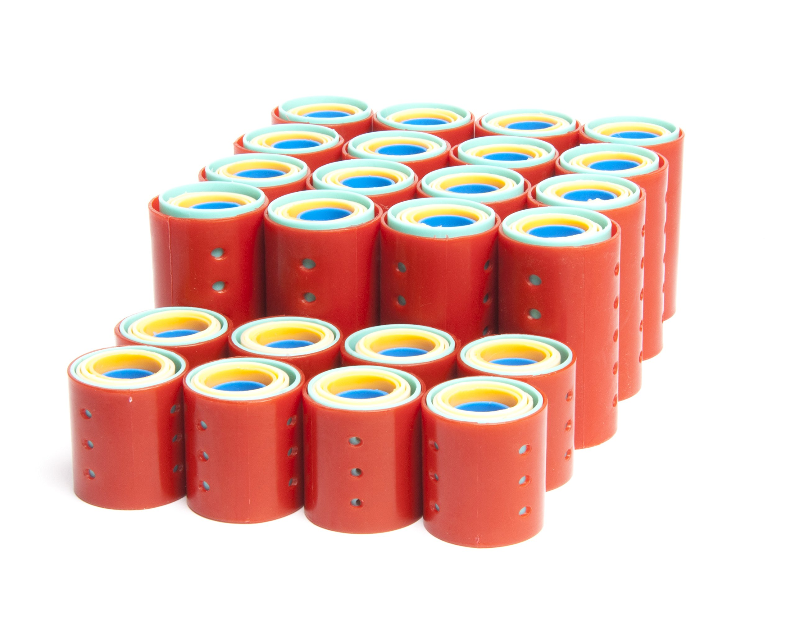Diane Magnetic Roller Set, 144-Piece