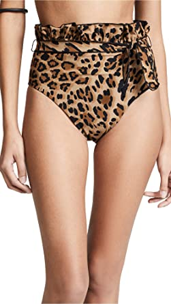 79e64cfe9d154 Amazon.com: Karla Colletto Women's High Waist Bikini Bottoms: Karla ...