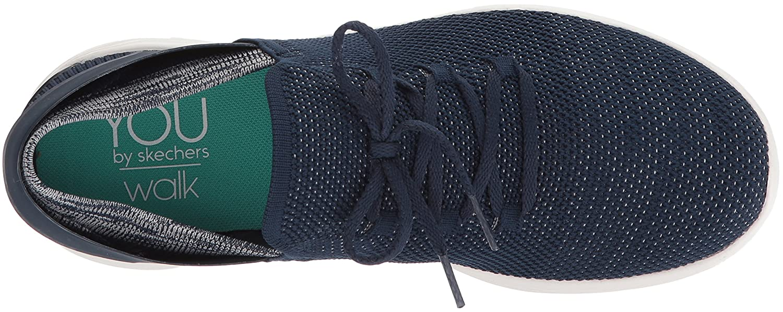 Skechers Women's You-14960 13 Sneaker B072MSC5PX 13 You-14960 B(M) US Navy/White 898a9e