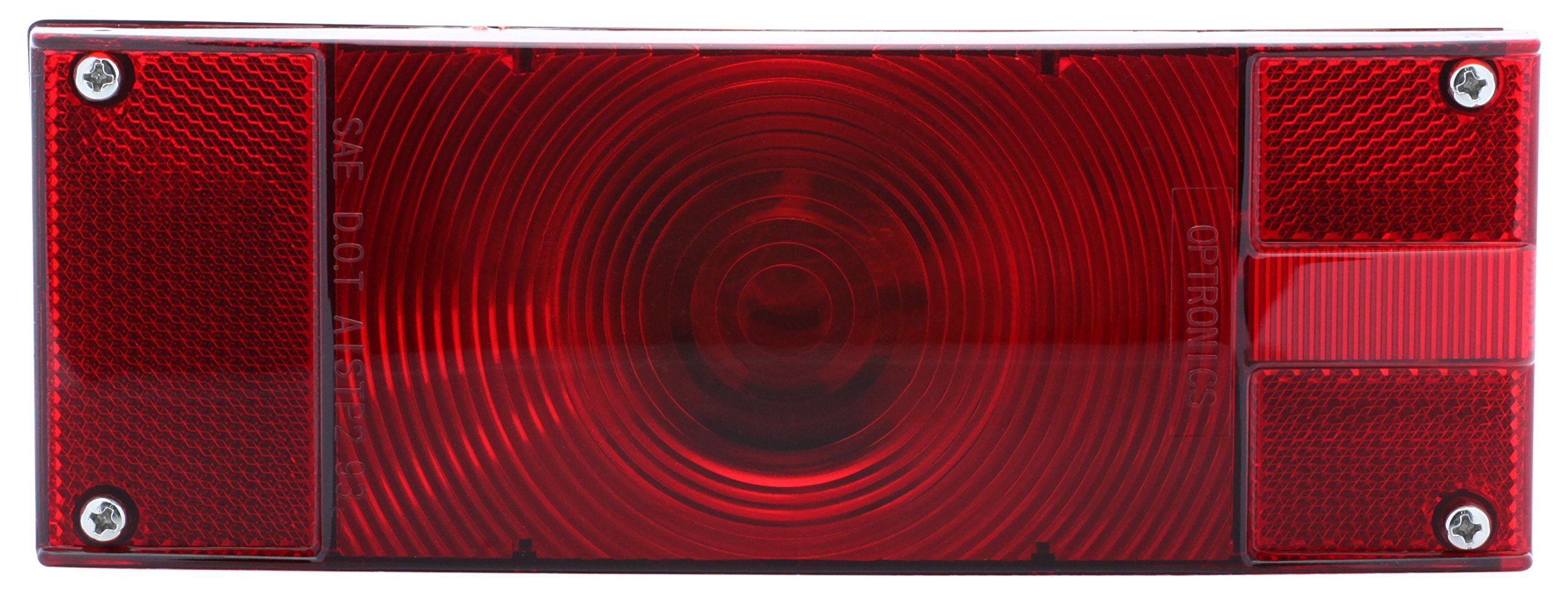 Optronics ST16RS Passenger Side 7-Function Waterproof 80'' Tail Light