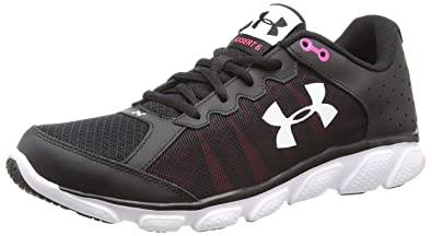 black and white under armour shoes womens