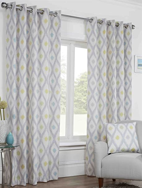 inspirational tsumi ivory walmart of fancy awesome curtains valances gray enchanting design cream bination blue curtain and grey interior
