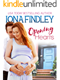 Opening Hearts: A Firefighter Sweet Romance (Hero's Heart Series Book 1)
