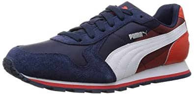 navy blue and white pumas cheap   OFF35% Discounted a068d4703