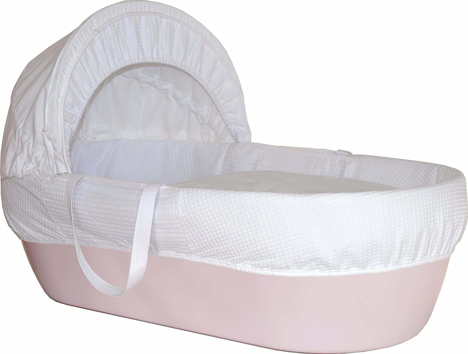 Shnuggle Moses Basket (Pebble Grey) Shnuggle Ltd SHN-GRY-WAF