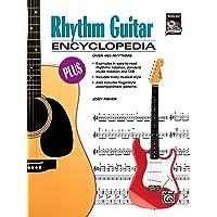 Rhythm Guitar Encyclopedia Book Only Gtr