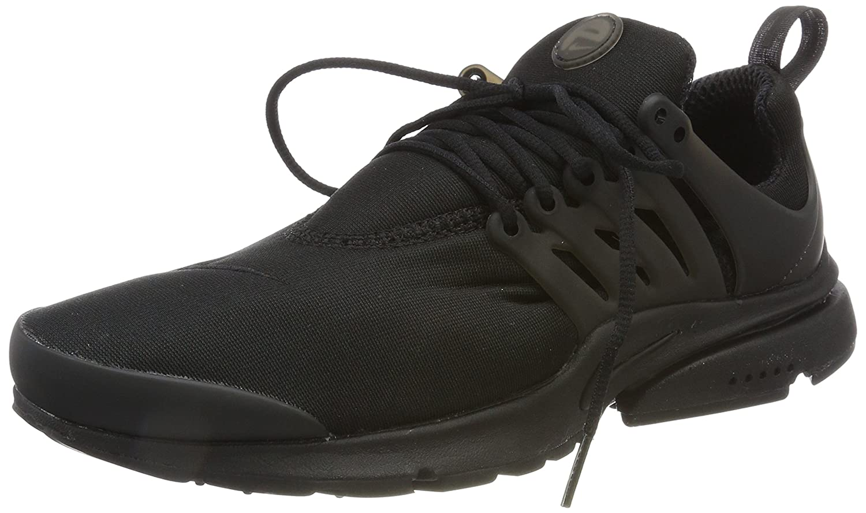 Nike Herren Air Presto Essential Gymnastikschuhe  41 EU|Schwarz (Noir)