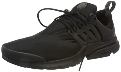 1afdd6a16 Image Unavailable. Image not available for. Color: NIKE Air Presto  Essential Men's Running Shoe, Black/Black/Black ...