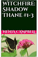 Witchfire: Shadow Thane #1-3 Kindle Edition