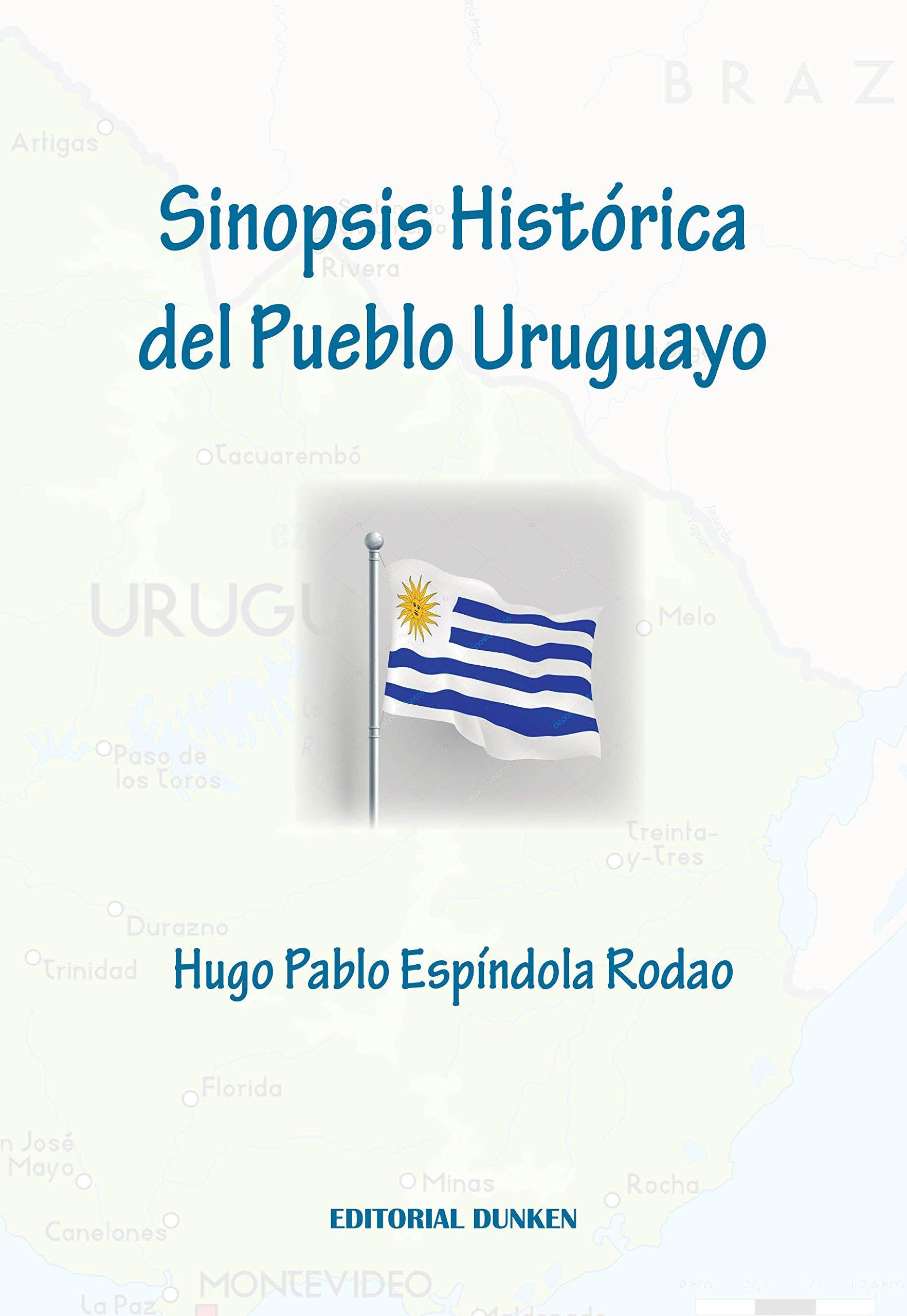 Sinopsis Histórica del Pueblo Uruguayo ebook