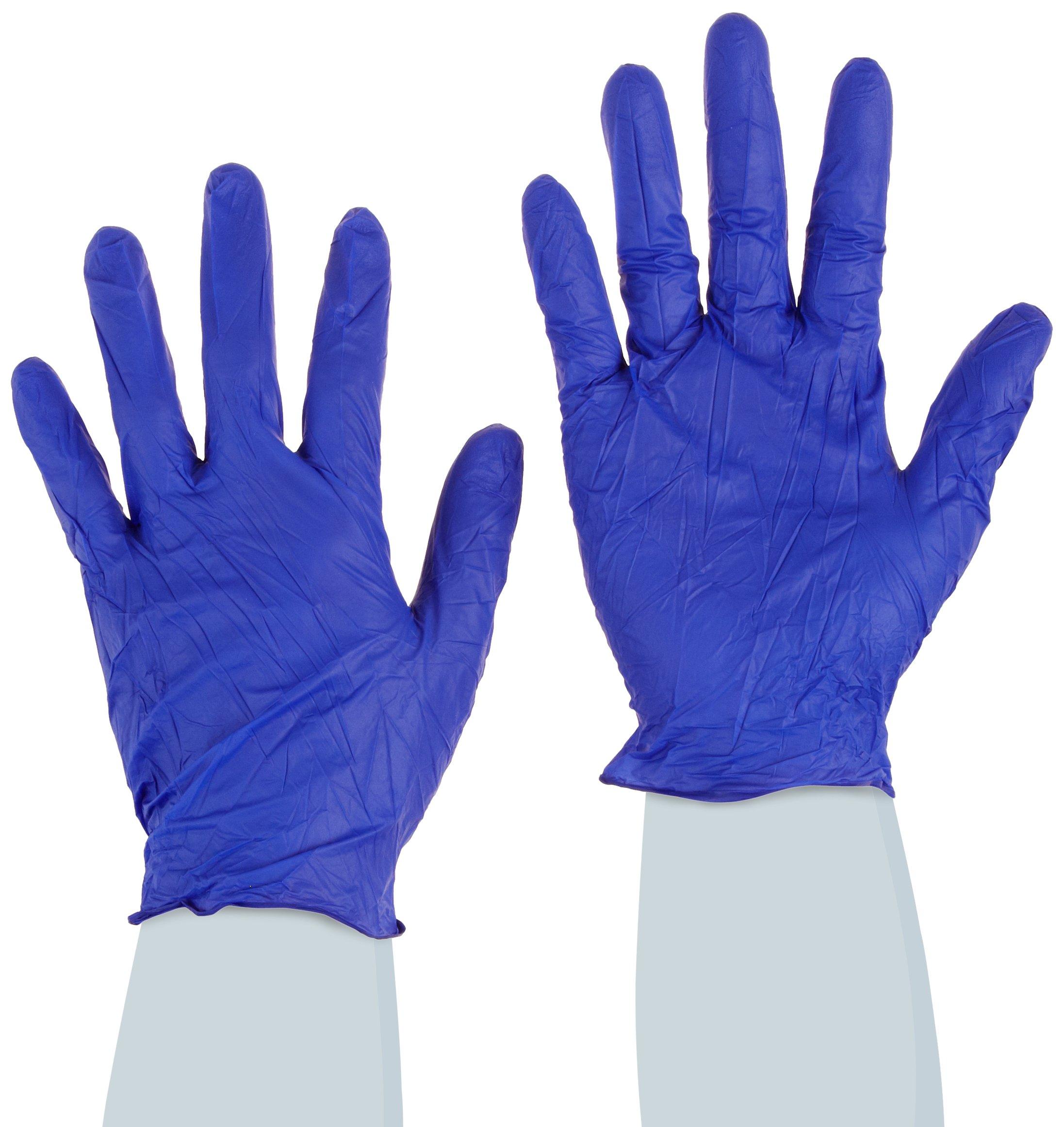 Microflex UF524XL Ultraform Powder Free Nitrile Glove Size Extra Large (Box of 250)
