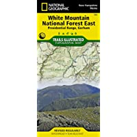 White Mountains National Forest: East Half Outdoor Recreation Map
