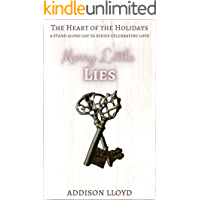 Merry Little Lies book cover