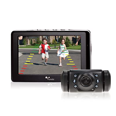 "Yada Digital Wireless Backup Camera with 4.3"" Dash Monitor (BT53328M-1): Automotive"