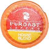 Puroast Low Acid Coffee House Blend Single Serve, 2.0 Keurig Compatible, 4.87 Ounce
