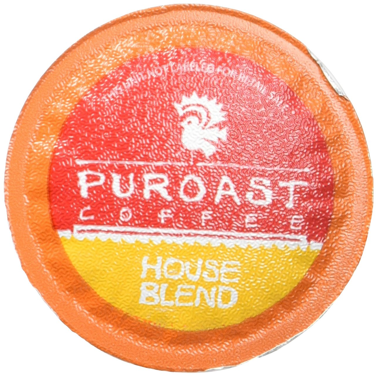 Puroast Low Acid Coffee House Blend Single Serve, 2.0 Keurig Compatible, 4.87 Ounce